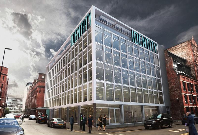 Manchester mixed use development by CERT