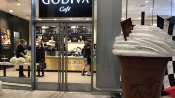 Why Godiva is opening a café in NYC, with global plans for 2,000 more