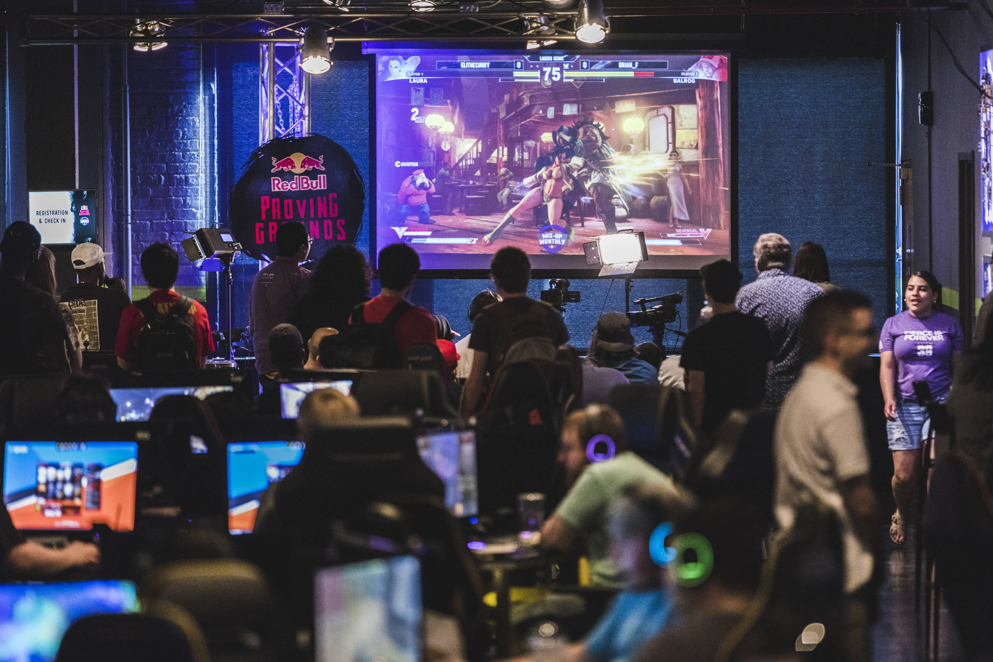 Blind gamer wows esports world. http://actionsportsconnection.com