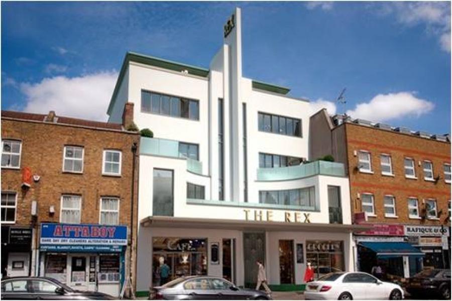 Rex Cinema, Bethnal Green