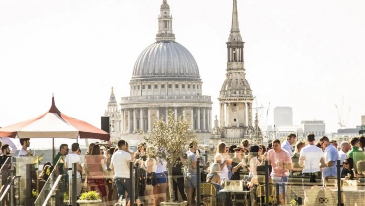 Arrival of Soho House signals change in City of London social scene