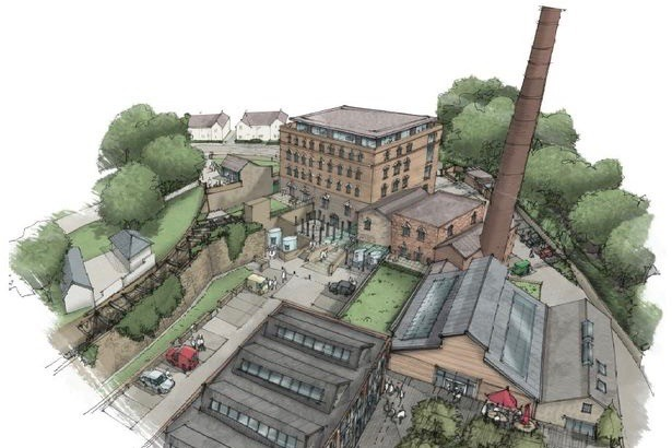 Plymouth: historic paper mill to become huge bar and restaurant