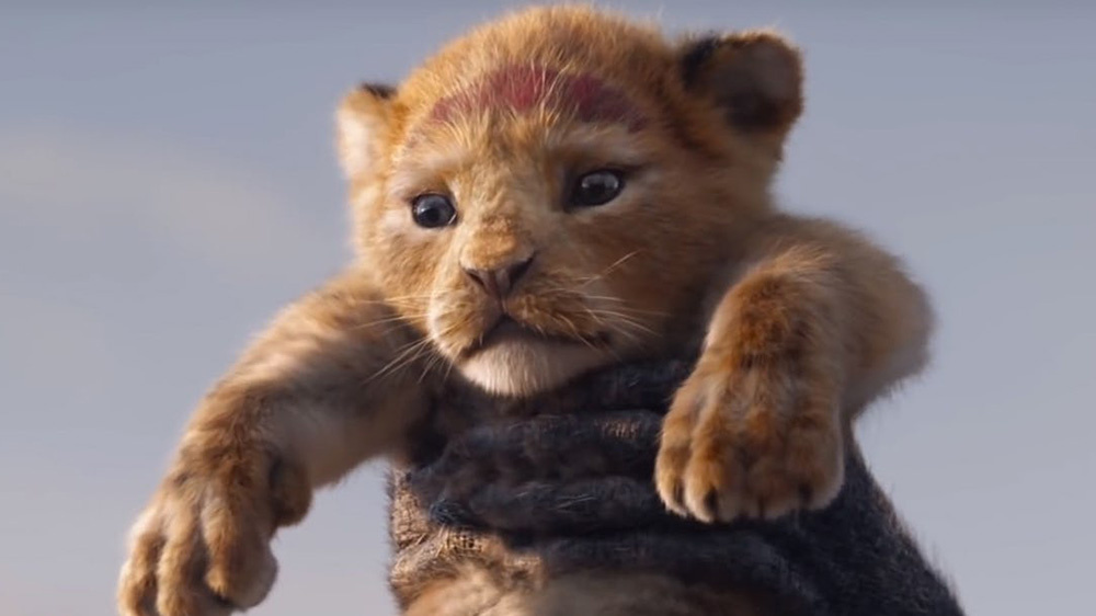 The Lion King teaser image – credit: Disney/YouTube screenshot