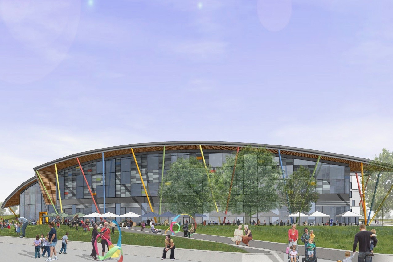 Artist impression of long-awaited Northern Gateway cinema complex, Colchester