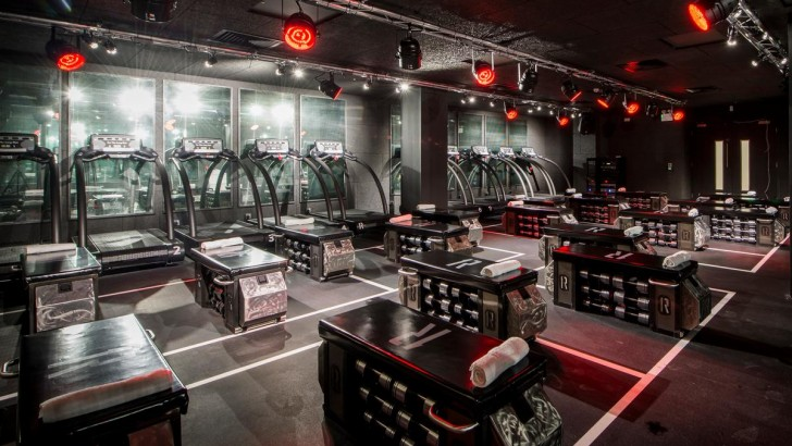 London: historic Post Building mixes dining and retail with  boutique gym