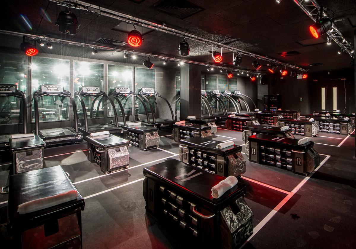1Rebel gym space