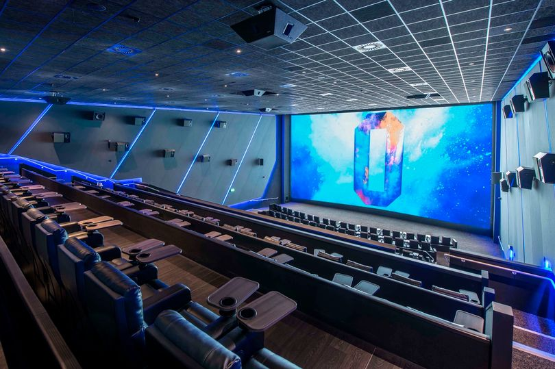 ODEON Luxe Durham has 403 luxury, handmade reclining seats across six cinema screens (Image: Robert Perry)