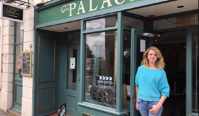 Lancashire: historic cinema appeals to community role in fight to survive