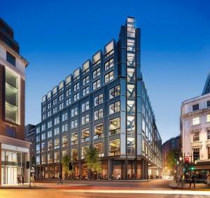 Post Building, West End, London