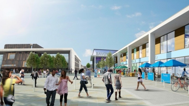 Doncaster: lights, camera, ACTION for new cinema complex