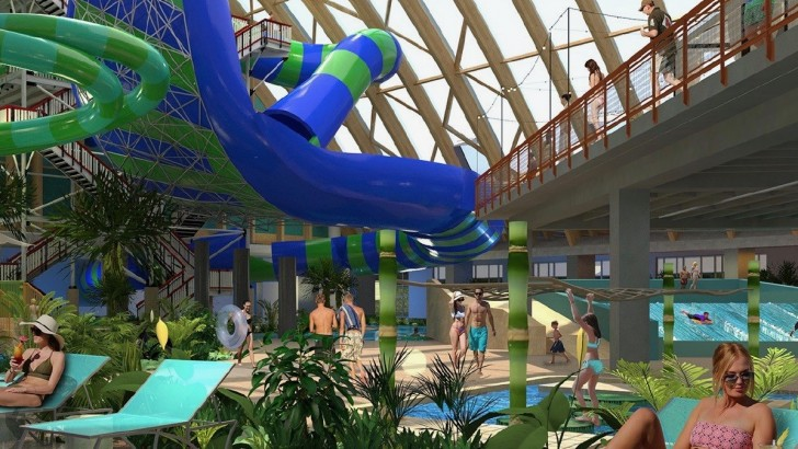 New York welcomes its largest waterpark attraction