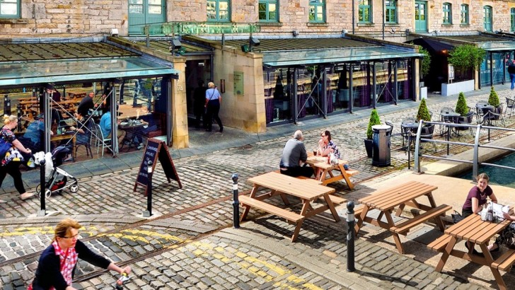 Edinburgh mixed-use scheme shows commercial success