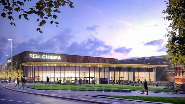'Reel' progress on £multimillion Blackburn cinema development