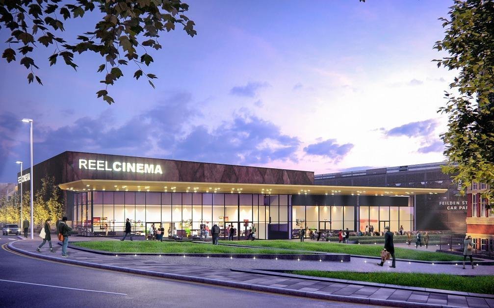 How the new Reel Cinema in Blackburn could look