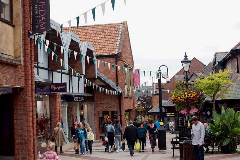 A large scale redevelopment of Yeovil town centre could be on the cards