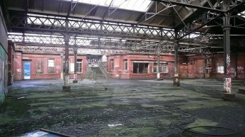 Spectacular 10,00-seat venue plans for Mayfield Depot, Manchester