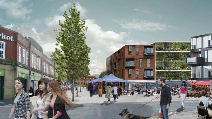 £1bn urban regeneration scheme set to transform Bolton