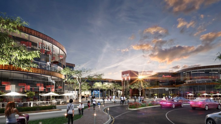 South Africa: massive mall approved to anchor mixed use development