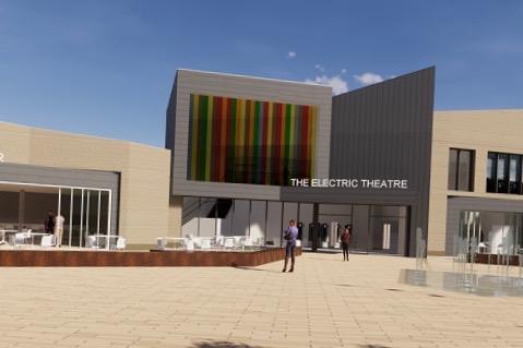 Daventry: work to start on £8.2m cinema development