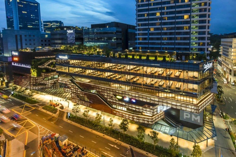 Funan Mall, Singapore