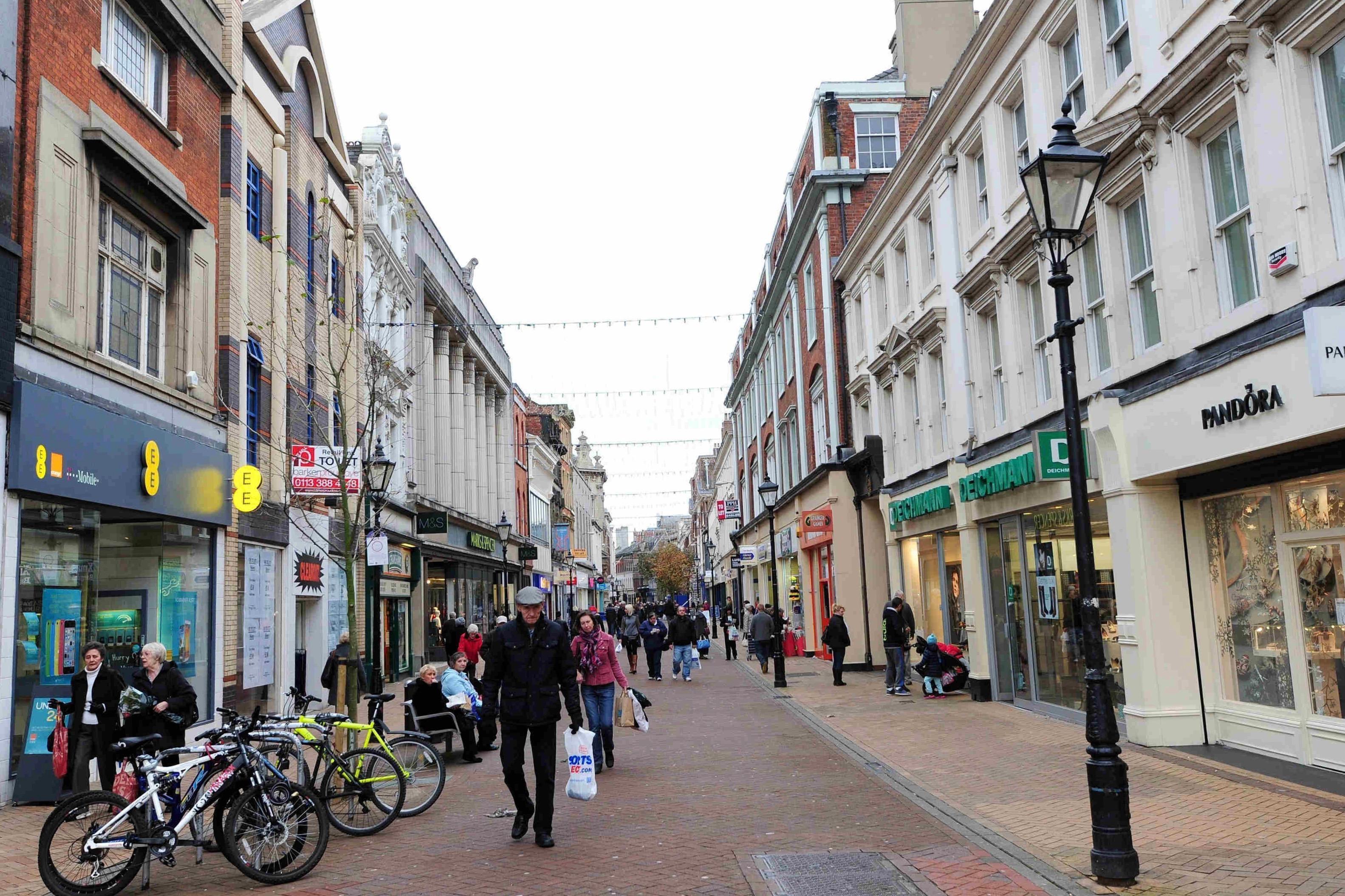 UK high Street. Photo by PA/Retail Gazette