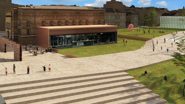 Plan to regenerate Huddersfield includes hotel and cinema