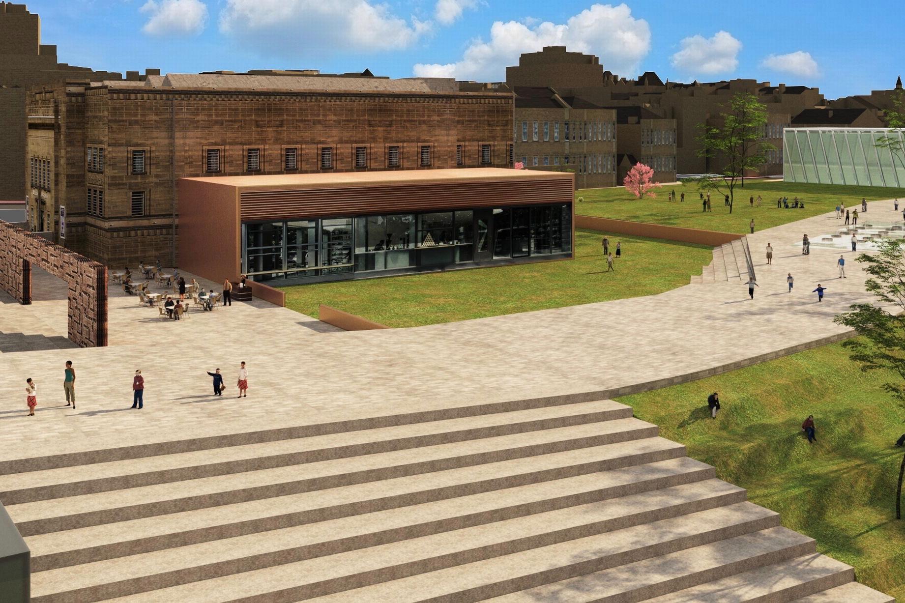 Huddersfield regeneration CGI