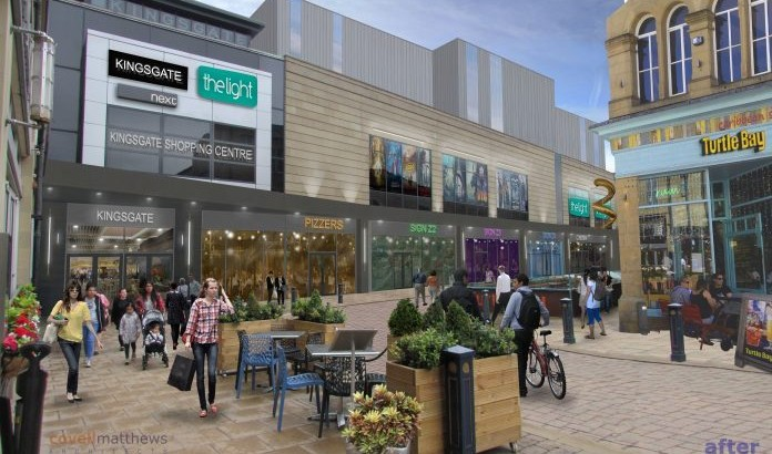 The Light Cinema to shine brightly in Huddersfield regeneration