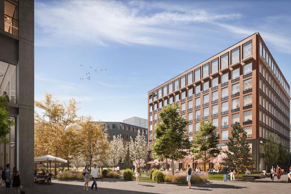 Pall Mall, Liverpool, consultation image