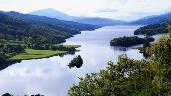 New route to woo tourists back to Scotland's forgotten beauty