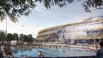 Yorkshire: planning consent granted for £25m floatling eco hotel