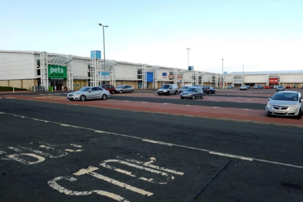 Westway Retail Park