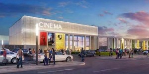 Edinburgh shopping centre extension to add cinema and leisure