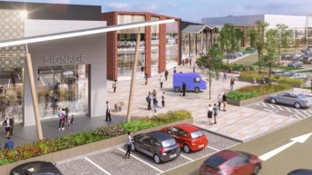 Colchester: plans for new £70m leisure and retail park with cinema