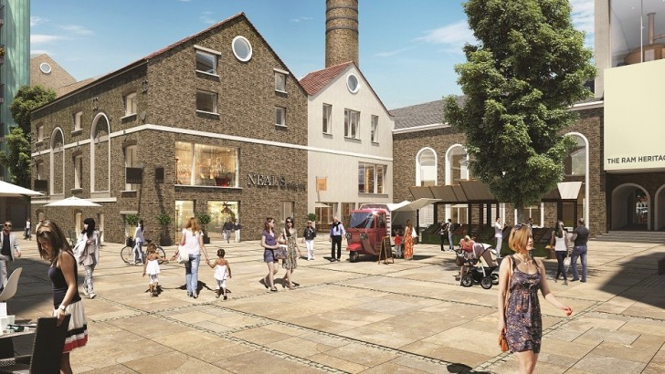 Sambrook's moves into 16th C brewing site within Wandsworth 'leisure hub'