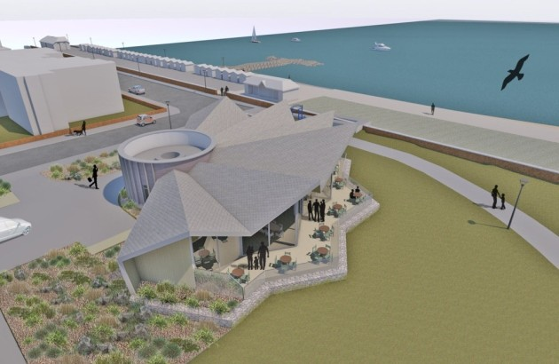 Felixstowe: operator sought for £1million beachside café