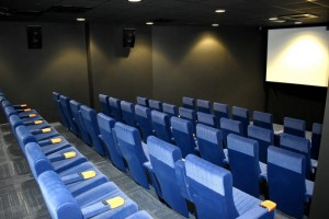 Ferco was engaged to design, manufacture and install 63 new seats in the cinema