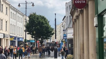 Research finds almost 16% of UK shops now stand empty