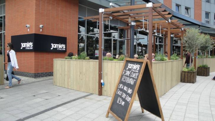 UK independent restaurants win the day as chains beat retreat