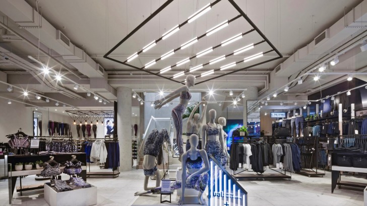 Retail and leisure exploit the booming athleisure market