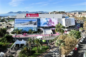 MAPIC 2017 aerial view