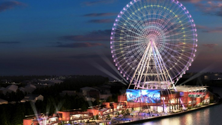 Newcastle's giant observation wheel gets green light