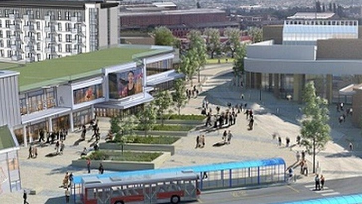 Mixed use plans for Dudley hampered by row over road improvement
