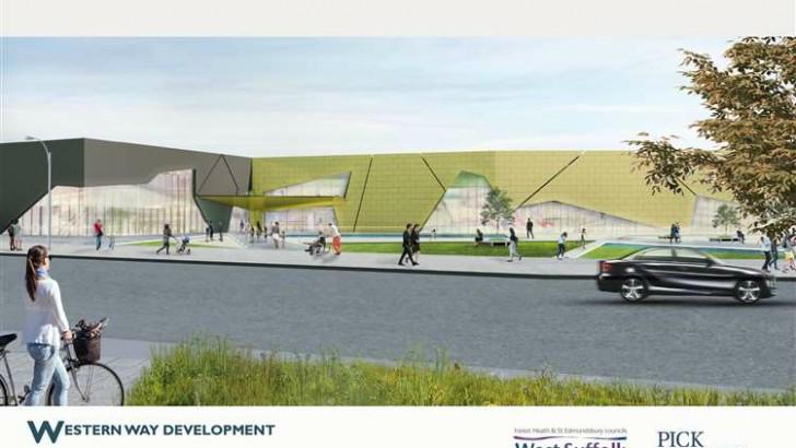 Bury St Edmunds Leisure Centre plans put to public consultation