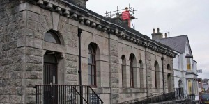 Welsh Grade-II former courthouse to become luxury cinema