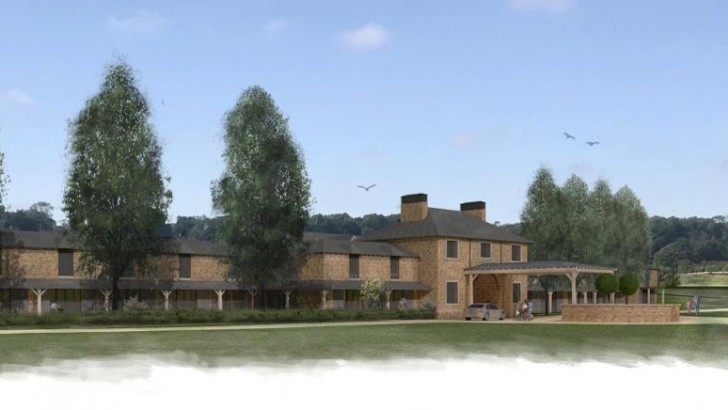 Dorset: holiday village plan revealed for former racing stables
