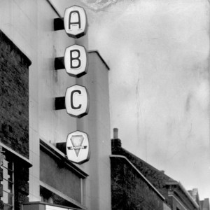 ABC Cinema, Belgrave Gate, Leicester, in the 1960s