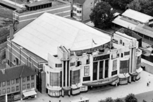 Designed by architect Frank Ernest Bromige and originally known as The Dominion, the cinema opened in 1936