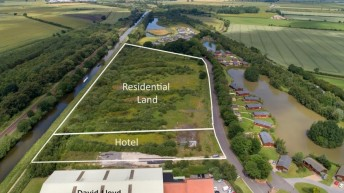Lincoln: developer sought for canalside residential & leisure scheme