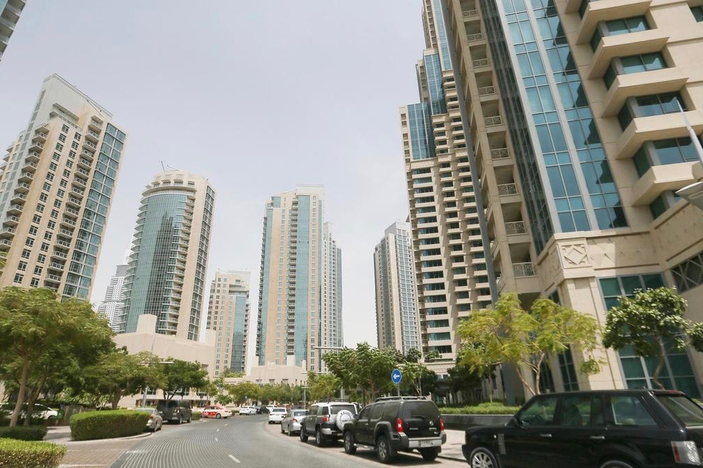 Downtown Dubai, Greens, and International City are the top three most popular areas for Chinese investors. Sarah Dea--The National